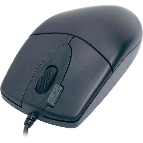 A4-Tech A4-TECH OP-620 czarna 2 x click USB (612D) z kat. myszy, trackballe i wskaźniki