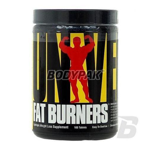 Universal fat burners ets - 100 tabl. wyprodukowany przez Universal nutrition
