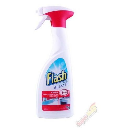 Flash spray z wybielaczem 450ml (wybielacz i odplamiacz do ubrań) od supershop.net.pl