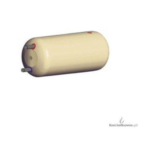 Produkt  W-E 80.26 PLUS, wymiennik z podwójną wężownicą (wężownica w ukł. pionowym) w piance PUR, 80l [19028], marki Biawar