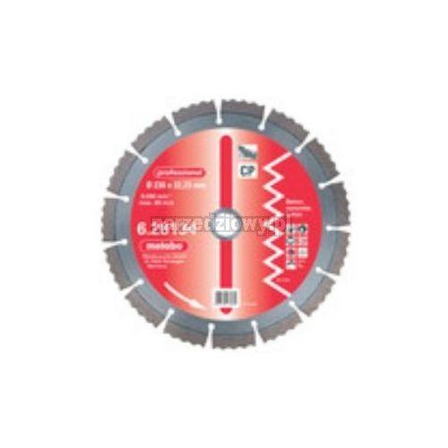 METABO Diamentowa tarcza tnąca Professional / CP 628130000 (produkt wysyłamy w 24h) ze sklepu narzedziowy.pl