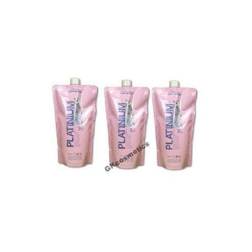 Produkt z kategorii- pozostałe kosmetyki do włosów - LOREAL AKTYWATOR PLATINIUM 6 %, 9 % i 12 %