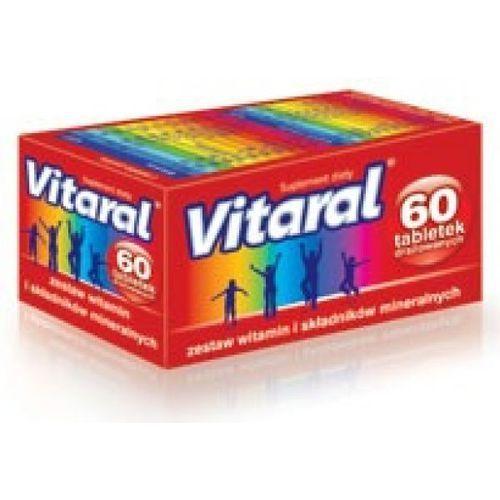 [tabletki] Vitaral draz. x 60