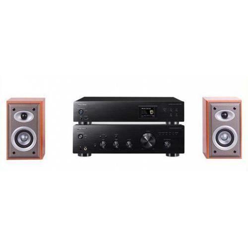 Artykuł PIONEER A-10 K + N-50 + M-AUDIO HTS 700 S z kategorii zestawy hi-fi