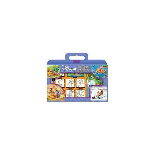 Towar Pieczątki Kubuś Puchatek w walizce z kategorii skrzynki i walizki narzędziowe