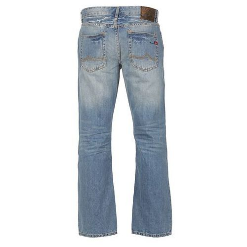 jeansy Quiksilver Buster - Light Ice Blue - produkt z kategorii- spodnie męskie