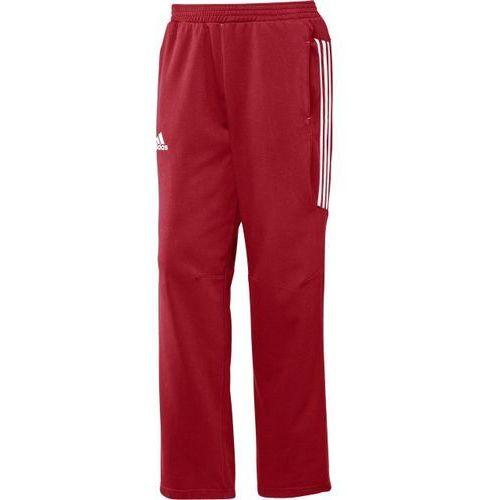Spodnie sportowe ADIDAS T12 SWEAT PANT męskie czerwone - produkt z kategorii- spodnie męskie