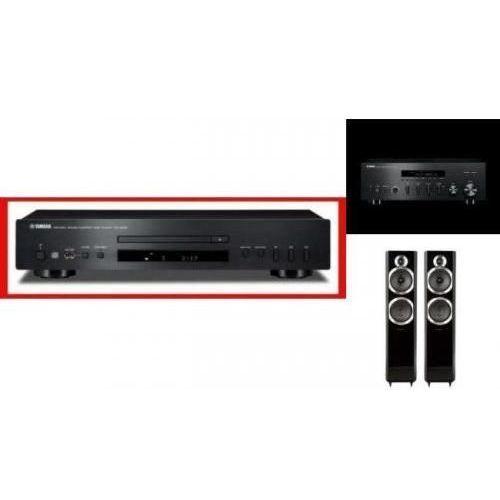 Artykuł YAMAHA R-S700 + CD-S300 + WHARFEDALE 10.6 z kategorii zestawy hi-fi