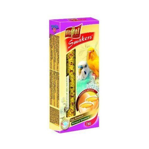 Vitapol Smakers dla papugi falistej - jajeczny 2szt [2106]