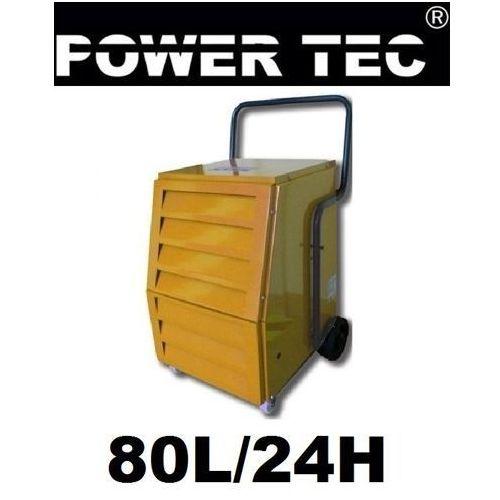 OSUSZACZ POWIETRZA POCHŁANIACZ WILGOCI POWER TEC PT 80L, towar z kategorii: Osuszacze powietrza