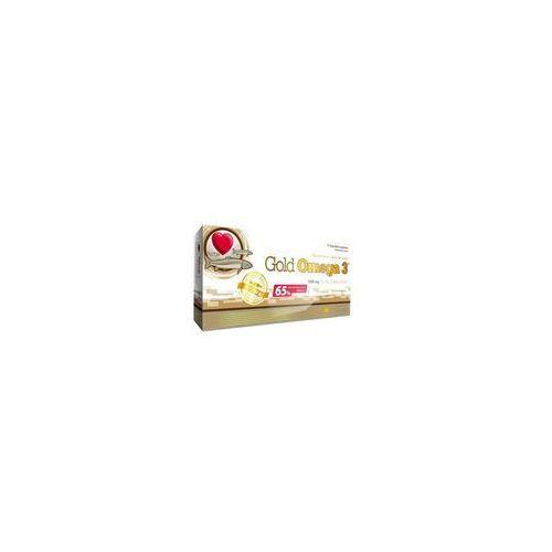 OLIMP Gold Omega 3 1000mg kaps.miękkie x60, postać leku: kapsułki