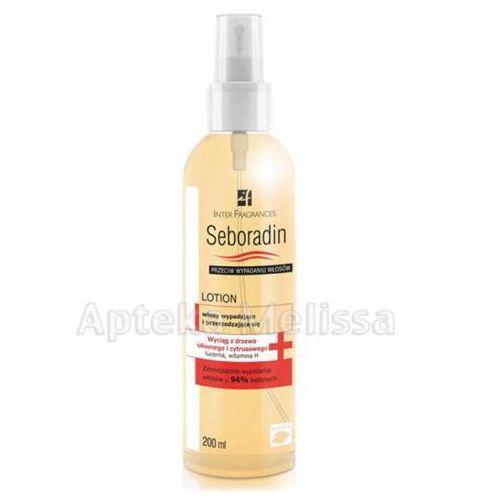 Produkt z kategorii- odżywki do włosów - SEBORADIN Lotion przeciw wypadaniu włosów - 200 ml