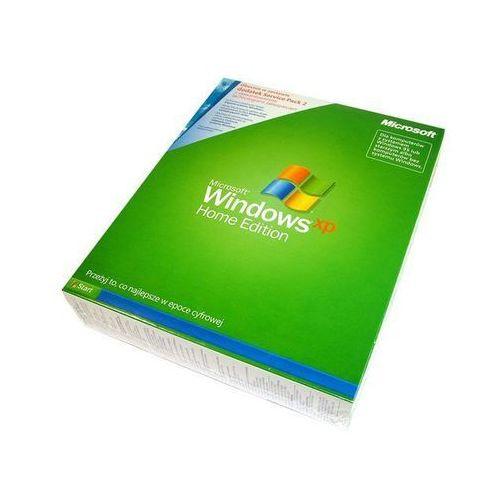 Microsoft Windows XP Home Edition PL BOX SP2 (N09-01042) - sprawdź w wybranym sklepie
