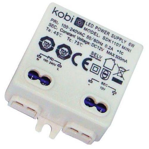 Kobi Profesjonalny zasilacz LED 6W 12V 3105 z kategorii oświetlenie