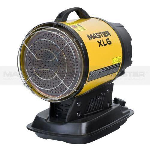 MASTER Olejowy promiennik podczerwieni 17kW XL 6, towar z kategorii: Osuszacze powietrza