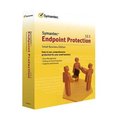 Symc Endpoint Protection Small Business Edition 12.1 25 User Ren - produkt z kategorii- Pozostałe oprogramowanie