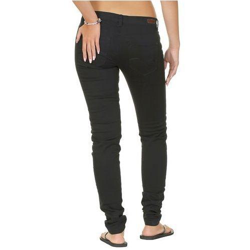 Produkt z kategorii- spodnie męskie - jeansy Roxy Kassia Flat - True Black