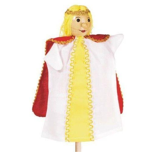 Pacynka na dłoń dla dzieci do teatrzyku- Księżniczka (pacynka, kukiełka)
