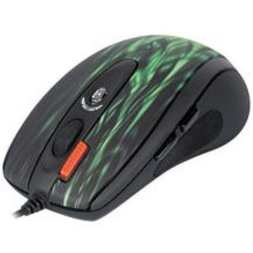 A4TECH Mysz  EVO XGame Laser X750 Green Fire z kat. myszy, trackballe i wskaźniki