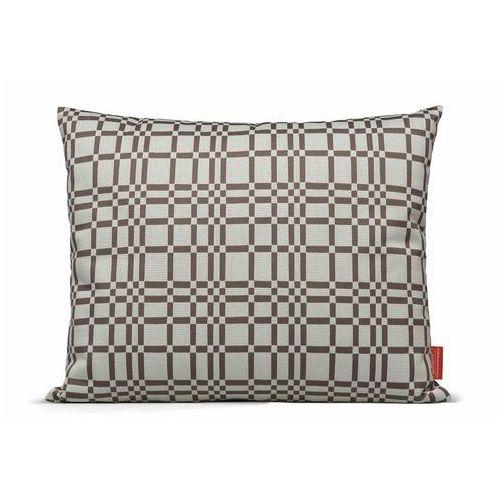 Poduszka ogrodowa Skagerak Barriere® 50x40 Brown Square - sprawdź w All4home
