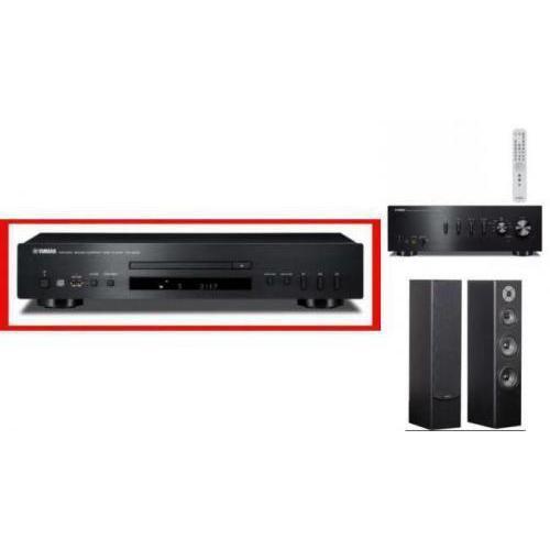 YAMAHA A-S501 + CD-S300 + QUADRAL QUINTAS 6500 - wieża, zestaw hifi - zmontuj tanio swój zestaw na stronie