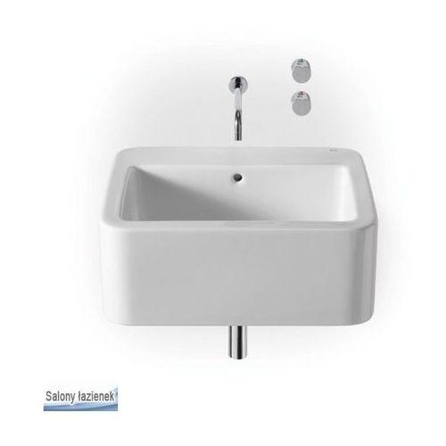 Produkt z kategorii- pozostałe artykuły hydrauliczne - Umywalka ścienna 60 Element Roca (A32757000M)