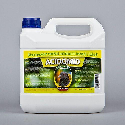 ACIDOMID H - 3l - NIEZBĘDNIK HODOWCY - GOŁĘBIE