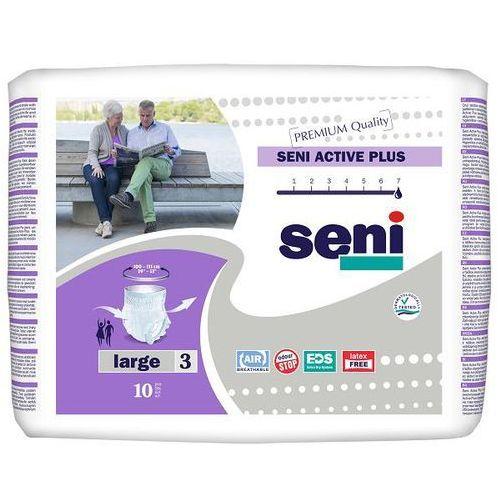 Majtki chłonne Seni Active Plus (3) Large 10szt., kup u jednego z partnerów
