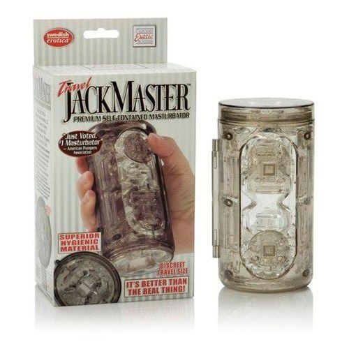 Masturbator Travel JackMaster SE-0971-03-3 - oferta [15af6d2b55251406]