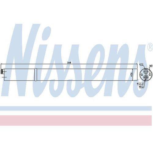 Towar z kategorii: osuszacze powietrza - Osuszacz, klimatyzacja NISSENS 95366