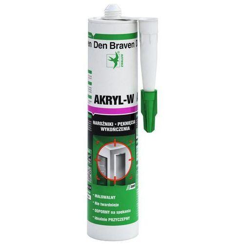 Uszczelniacz AKRYL-W DEN BRAVEN (izolacja i ocieplenie)