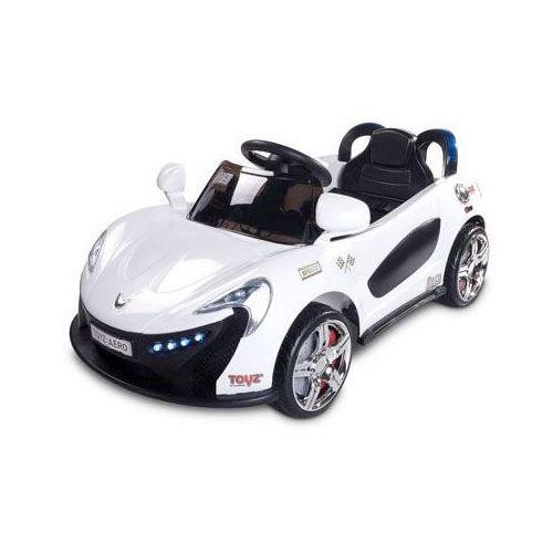 Caretero Toyz Samochód na akumulator dziecięcy Aero biały white ze sklepu bobasowe-abcd