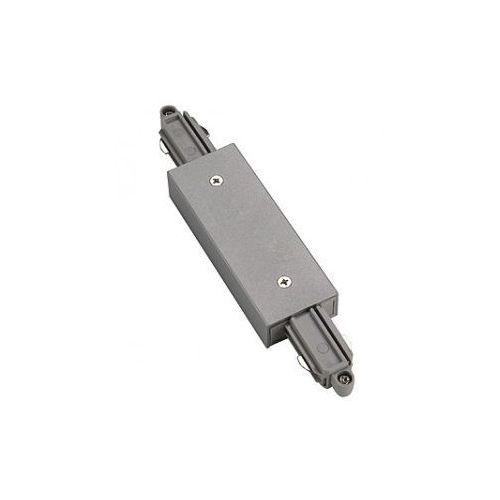Łącznik do szyny 1 - fazowej , srebrno - szary z możliwością podłączenia zasilacza z kategorii oświetlenie