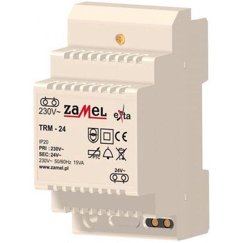 TRANSFORMATOR 230/24V AC 15VA ZAMEL (TRM-24) z kategorii Transformatory