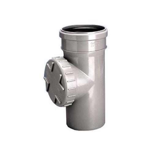 Czyszczak PVC-U kan. wew. 110 p HT WAVIN ()