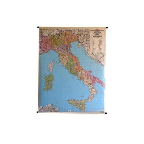 Włochy mapa ścienna kody pocztowe 1:1 000 000  & Berndt, produkt marki Freytag