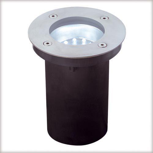 Profi EBL Boden LED 1,2W 230V okrągłe stal z kategorii oświetlenie