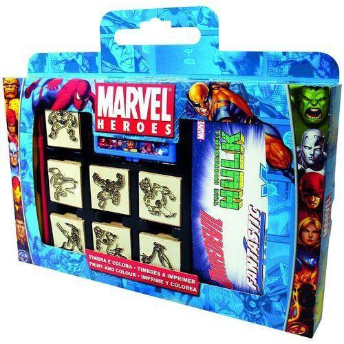 Towar z kategorii: skrzynki i walizki narzędziowe - Pieczątki Superbohaterowie w walizce