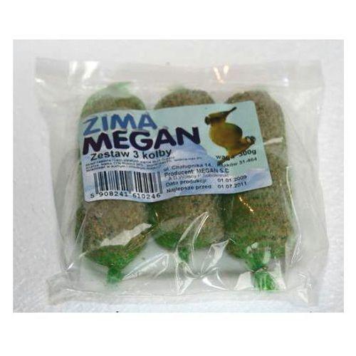 MEGAN Zestaw 3 kolb dla ptaków zimujących, Megan