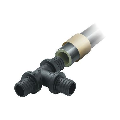 KAN-Therm PUSH trójnik redukcyjny PPSU 32x4.4 / 25x3.5 / 25x3.5 mm