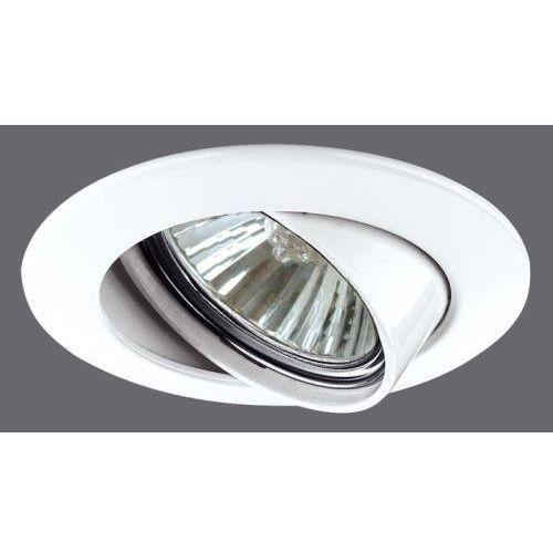 Zink-ALU-Oprawy wbudowywane, wychylne, biale max 50W z kategorii oświetlenie