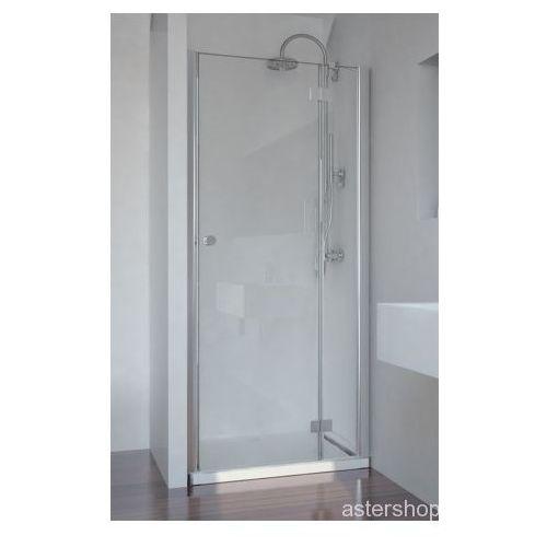 SMARTFLEX drzwi prysznicowe do wnęki prawe 110x195cm D12111R (drzwi prysznicowe)