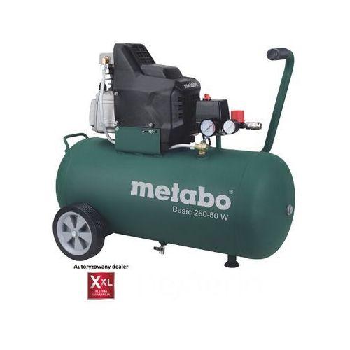 Kompresor elektryczny olejowy Basis 250- 50 W Metabo, kup u jednego z partnerów
