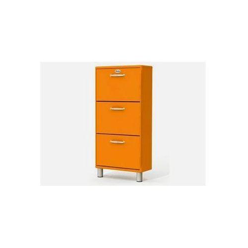 Szafka na Buty Malibu pomarańczowa  5263-017, marki Tenzo do zakupu w sfmeble.pl