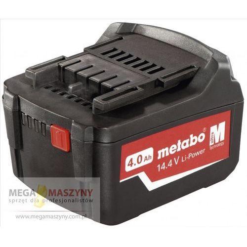 METABO Akumulator 14,4 V Li-Power - 4,0 Ah, kup u jednego z partnerów