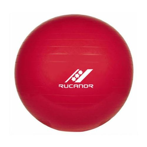 Piłka fitness Rucanor 75cm + pompka, produkt marki Meteor
