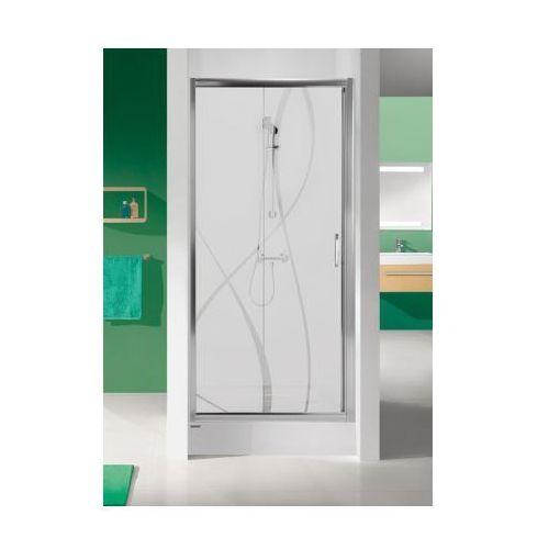 Oferta SANPLAST drzwi Tx 5 90 przesuwne, szkło W15 D2/TX5-90 600-270-1100-38-230 (drzwi prysznicowe)