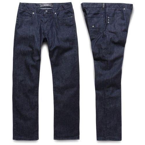 spodnie KREW - KLASSIC DENIM -DK BLUE DARK BLUE (DBL) - produkt z kategorii- spodnie męskie