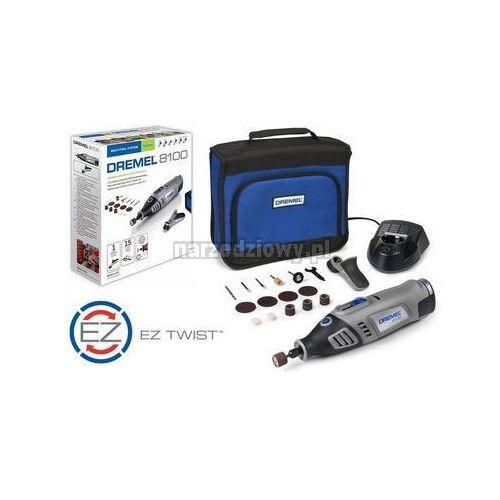 DREMEL Akumulatorowe narzędzie wielofunkcyjne 7,2 V z osprzętem 8100-1/15 TRANSPORT GRATIS !, kup u jednego z partnerów