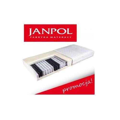 Materac KALIPSO 200x200 - Dostawa 0zł, GRATISY i RABATY do 20% !!!, produkt marki Janpol